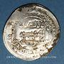 Monnaies al-Jazira. Abbassides. al-Radi (322-329H). Dirham 3(2)xH. al-Rafiqa