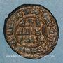 Monnaies al-Jazira. Abbassides. Ep. al-Mansur (136-158H). Fals, vers 143H, al-Jazira