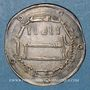Monnaies al-Jazira. Abbassides. Harun al-Rashid (170-193H). Dirham 188H. al-Rafiqa