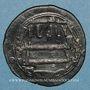 Monnaies al-Jazira. Abbassides. Harun al-Rashid (170-193H). Fals 189H. al-Rafiqa
