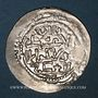 Monnaies al-Jazira. Ilkhanides. Hulagu (654-663H). Dirham 66XH, (Mardin)