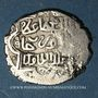 Monnaies Anatolie. Isfendiyarides. Isfendyar (794-843H). Akçe, au nom de Tamerlan (Qastamonu)
