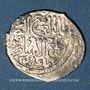 Monnaies Anatolie. Karamanides. Ibrahim (2e règne 827-868H). Akçe 834H, Konya