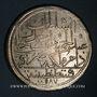 Monnaies Anatolie. Ottomans. Abd al-Hamid I (1187-1203H). Double zolota 1187H / an 3, Constantinople