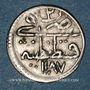 Monnaies Anatolie. Ottomans. Abd al-Hamid I (1187-1203H). Para 1187H / an 2, Islambul (Istanbul)