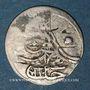 Monnaies Anatolie. Ottomans. Abd al-Hamid I (1187-1203H). Para 1187H / an 4, Constantinople