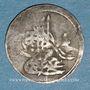 Monnaies Anatolie. Ottomans. Abd al-Hamid I (1187-1203H). Para 1187H / an 8, Constantinople