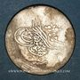 Monnaies Anatolie. Ottomans. Abdoul Mejid (1255-1277H).  10 para 1255H / an 21, Qustantiniya