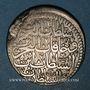Monnaies Anatolie. Ottomans. Ahmad III (1115-1143H). ½ zolota (15 para) 1115H, Qustantiniya