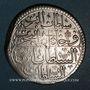 Monnaies Anatolie. Ottomans. Ahmad III (1115-1143H). Qurush (40 para) 1115H, Qustantiniya