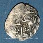 Monnaies Anatolie. Ottomans. Ibrahim (1049-1058H). Akce 10(49)H, Qustantiniya