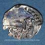 Monnaies Anatolie. Ottomans. Ibrahim (1049-1058H). Akce 104(9)H, Qustantiniya