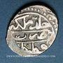 Monnaies Anatolie. Ottomans. Ibrahim (1049-1058H). Beshlik (1049)H, Qustantiniya