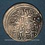 Monnaies Anatolie. Ottomans. Mahmoud I (1143-68H). Onluk  1143H / marque d'atelier : 'ayn-alif,  Constantino
