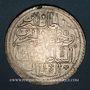 Monnaies Anatolie. Ottomans. Mahmoud I (1143-68H). Qurush1143H / marque d'atelier : 'ayn-alif, Constantinopl