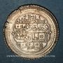 Monnaies Anatolie. Ottomans. Mahmoud II (1223-1255H). Onluk  1223H / an 15 (4e standard), Qustantiniya