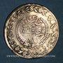 Monnaies Anatolie. Ottomans. Mahmoud II (1223-1255H). Qurush 1223H / an 23 (8e standard), Qustantiniya