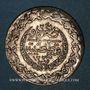 Monnaies Anatolie. Ottomans. Mahmoud II (1223-1255H). Qurush 1223H / an 24 (8e standard), Qustantiniya