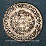 Monnaies Anatolie. Ottomans. Mahmoud II (1223-1255H). Yirmilik 1223H / an 24 (8e standard), Qustantiniya