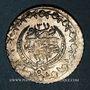Monnaies Anatolie. Ottomans. Mahmoud II (1223-1255H). Yirmilik 1223H / an 31 (9e standard), Qustantiniya