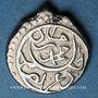 Monnaies Anatolie. Ottomans. Mehmet II, 1er règne (848-850H). Akce (8)48H, Bursa