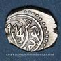 Monnaies Anatolie. Ottomans. Mehmet II, 1er règne (848-850H). Akçe 84(8)H, Bursa