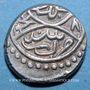 Monnaies Anatolie. Ottomans. Mehmet II, 1er règne (848-850H). Akçe 848H, Bursa