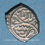 Monnaies Anatolie. Ottomans. Mehmet II, 1er règne (848-850H). Akce 848H, Bursa