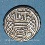 Monnaies Anatolie. Ottomans. Mehmet II, 2e règne (855-886H = 1451-1481). Akce (855)H, Bursa