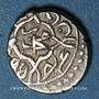 Monnaies Anatolie. Ottomans. Mehmet II, 2e règne (855-886H). Akçe (8)55H, Amasya
