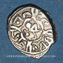 Monnaies Anatolie. Ottomans. Mehmet II, 2e règne (855-886H). Akce (8)55H, Amasya