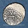Monnaies Anatolie. Ottomans. Mehmet II, 2e règne (855-886H). Akçe (855)H, Amasya