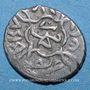 Monnaies Anatolie. Ottomans. Mehmet II, 2e règne (855-886H). Akçe 855H, Amasya