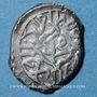 Monnaies Anatolie. Ottomans. Mehmet II, 2e règne (855-886H).Akçe 855H, Ayasluk