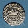 Monnaies Anatolie. Ottomans. Mehmet II, 2e règne (855-886H). Akçe (855H), Bursa
