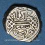 Monnaies Anatolie. Ottomans. Mehmet II, 2e règne (855-886H). Akce 855H, Bursa