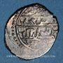 Monnaies Anatolie. Ottomans. Muhammad Celebi (808-824H). Akce,  (Bursa)