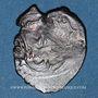 Monnaies Anatolie. Ottomans. Muhammad Celebi (808-824H). Akce, Bursa.