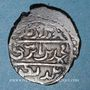 Monnaies Anatolie. Ottomans. Muhammad Celebi comme vassal de Tamerlan (806-808H). Akce 80(6)H,  Bursa.