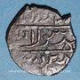 Monnaies Anatolie. Ottomans. Muhammad Celebi comme vassal de Tamerlan (806-808H). Akce (80)6H,  Bursa.