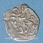 Monnaies Anatolie. Ottomans. Muhammad III (1003-1012H). Akce (10)03H, Qustantiniya