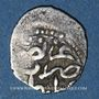 Monnaies Anatolie. Ottomans. Muhammad III (1003-1012H). Akce (1003)H, Qustantiniya