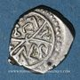 Monnaies Anatolie. Ottomans. Murad II, 1er règne (824-848H). Akce 83(8)H, Bursa