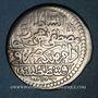 Monnaies Anatolie. Ottomans. Mustafa II (1106-1115H). 1/2 zolota  1106H, Qustantiniya