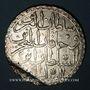 Monnaies Anatolie. Ottomans. Mustafa III (1171-1187H). Double zolota 1171H / an 2, Islambul (Istanbul)