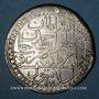Monnaies Anatolie. Ottomans. Mustafa III (1171-1187H). Double zolota 1171H / an 9, Constantinople