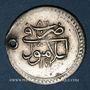 Monnaies Anatolie. Ottomans. Mustafa III (1171-1187H), Onluk  1171H / an (11)86H, Islambul (Istanbul)