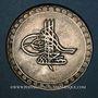 Monnaies Anatolie. Ottomans. Mustafa III (1171-1187H). Qurush1171H / an (11)83H, Islambul (Istanbul