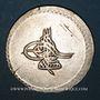 Monnaies Anatolie. Ottomans. Mustafa III (1171-1187H). Qurush1171H / an (11)86H, Islambul (Istanbul