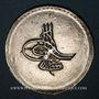 Monnaies Anatolie. Ottomans. Mustafa III (1171-1187H). Qurush1171H / an (11)86H, Islambul (Istanbul)